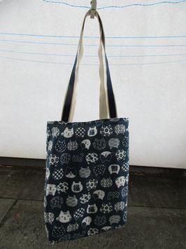 Einkaufstasche mit Schulterträgern