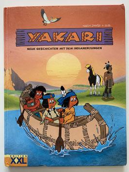 """YAKARI """"Neue Geschichten mit dem Indianerjungen"""""""