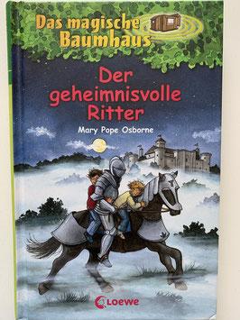 """Das magische Baumhaus """"Der geheimnisvolle Ritter"""""""