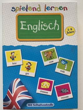 Spielend Englisch lernen 5-8 Jahre