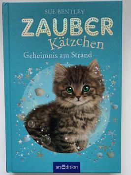 """Zauber  Kätzchen """"Geheimnis am Strand"""""""