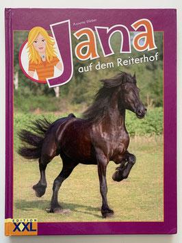 Jana auf dem Reiterhof
