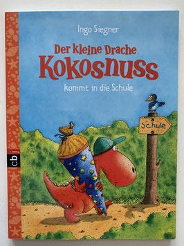 """Der kleine Drache Kokosnuss """"kommt in die Schule"""""""