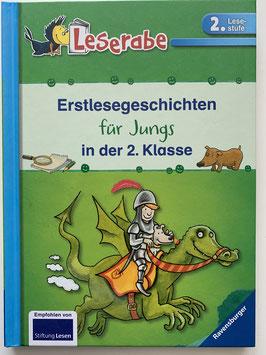 "Leserabe ""Erstlesegeschichten"" 2. Klasse"