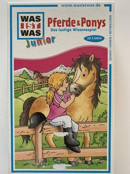 """was ist was """"Pferde & Ponys"""" ab 5 Jahren"""