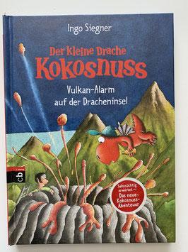 """Der kleine Drache Kokosnuss """"Vulkan-Alarm auf der Dracheninsel"""""""