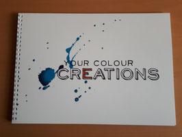 Schetsboek Your Colour Creations A4 - 120 gr