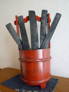 竹炭の極み(長尺40㎝)5本セット