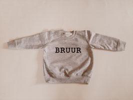 Sweater BRUUR maat 4j - 14j
