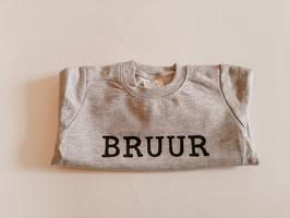 T-shirt lange mouw:  BRUUR 56-80