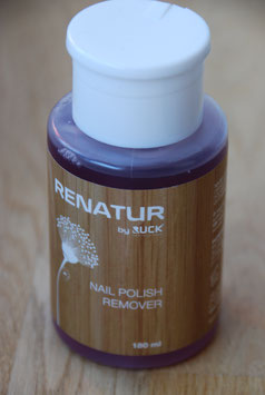 RENATUR by RUCK® Nail Polish Remover