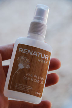 RENATUR by RUCK® Nail Polish Quick Dryer