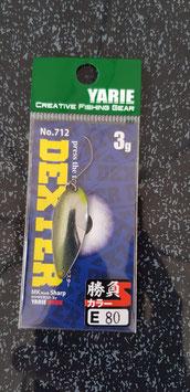 Yarie 3g dexter E80