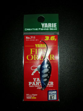Yarie 3,6g first order A7