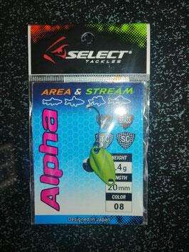 Favorite Select Alpha 1,4g 08