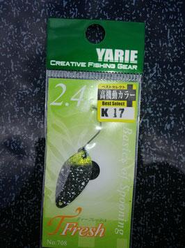 Yarie 2,4g K17 Edition