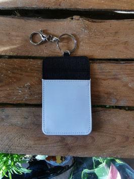 Kreditkartentasche/Kofferclip