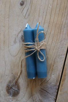 IB Laursen Stabkerze blau