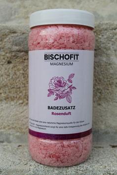 Bischofit Magnesium Badezusatz Rosenduft