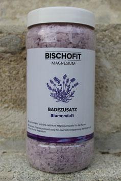 Bischofit Magnesium Badezusatz Blumenduft