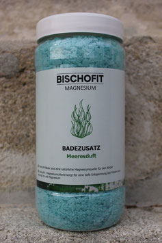 Bischofit Magnesium Badezusatz Meeresduft
