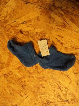 163 Sneaker Socken in blau Gr. 17/18