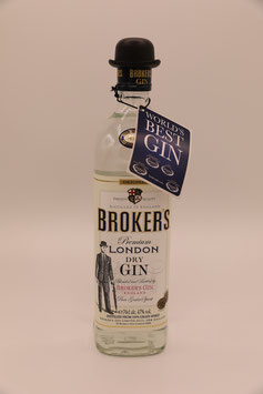 BROKERS DRY GIN