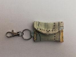 Schlüsselanhänger-Täschchen