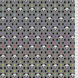 Linework by Tula Pink - Pandamonium
