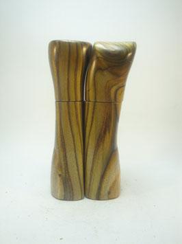 Pfeffermühlen  Salzmühlenset Essigbaum
