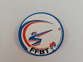 Lot de 3 Stickers officiels FFBT
