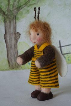 Bienenjunge, Bienenkind, Biegepüppchen, Blumenkind Willibald