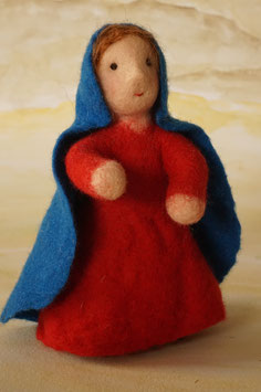 WunderFilzig Krippenfigur Maria