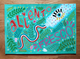 ALIENTO FRESCO