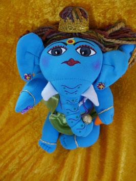 Ganesha (51  hellblau)