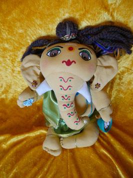 Ganesha (15 gelb)