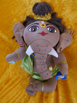 Ganesha (53  dunkelbraun)