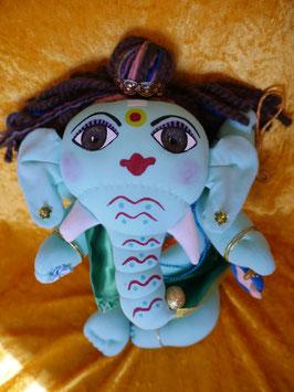 Ganesha (10 türkis)