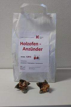 Holzofen/Grillanzünder
