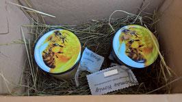 Zero-Waste-Honig mit individuellem Anhänger