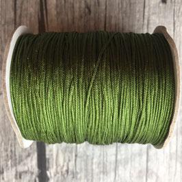 Macramé  Dark Olive Green NEU!