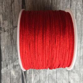 Macramé  Candy Red NEU!