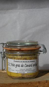 Foie gras entier (en conserve)