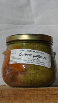 Garbure (soupe paysanne)