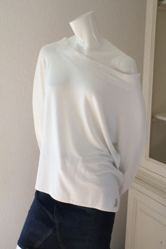 "Sweatpulli ""Julia"" ivory Viscose"