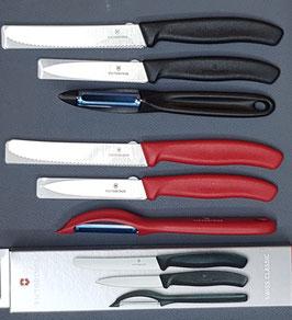 Victorinox Messerset mit Schäler