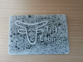 Porzellan-Magnet handbemalt
