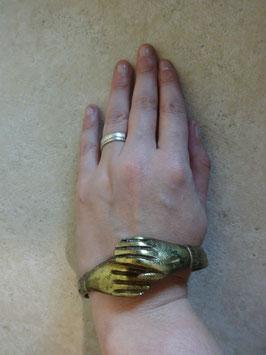 Bracelet main en cuivre