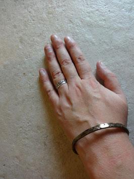 Bracelet jonc en cuivre