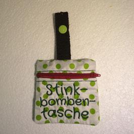 "Kotbeuteltasche ""Stinkbombentasche"""